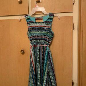 Girl's High Low dress
